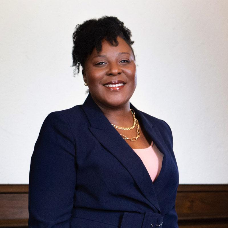 PCAO administration Tamara Mulembo