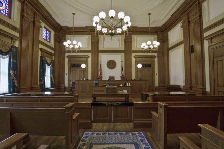 Pima County trial process